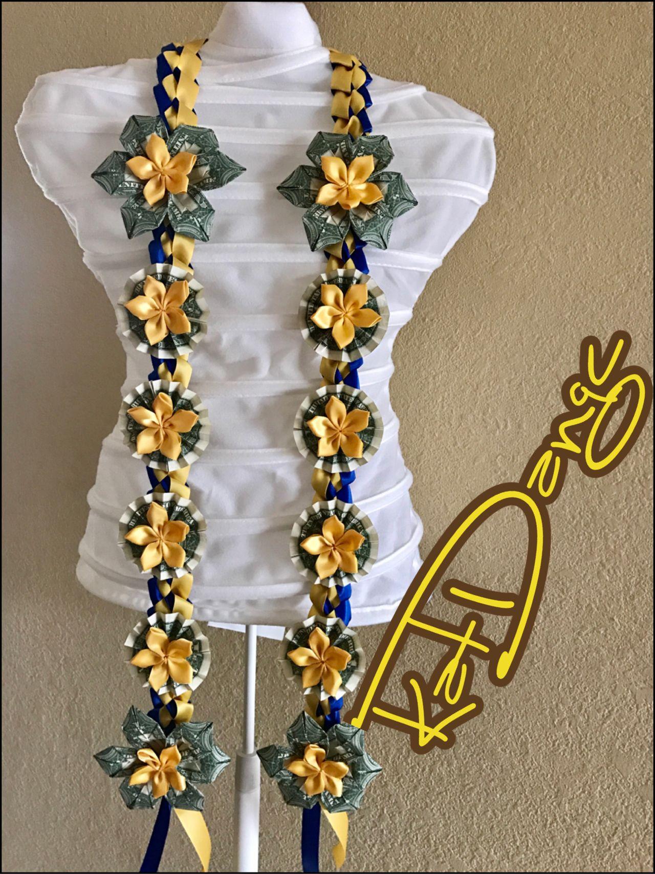 hawaiian flower necklace name