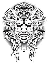 Resultado De Imagen Para Dibujos Aztecas Para Tatuajes Tatuajes