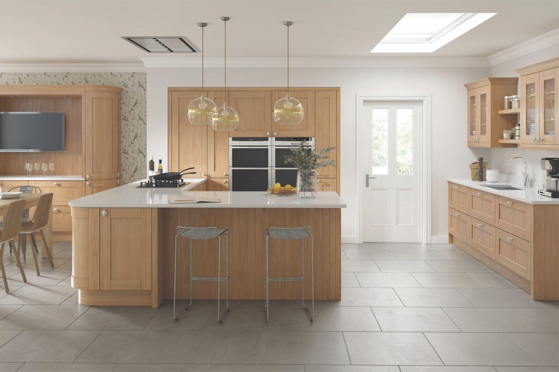 Image result for oak kitchen for sale in allestree