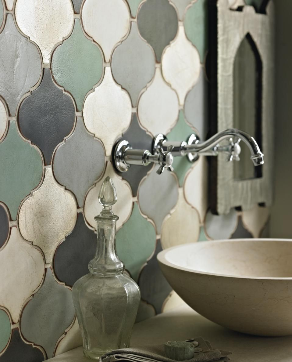 Handmade Tiles Can Be Colour Coordinated And Customized Re Shape Texture Pattern