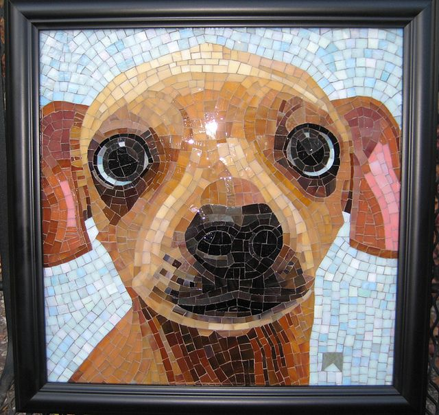 Penny Done by sundogmosaics, via Flickr