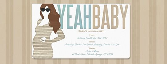 Baby Shower free online invitations Work