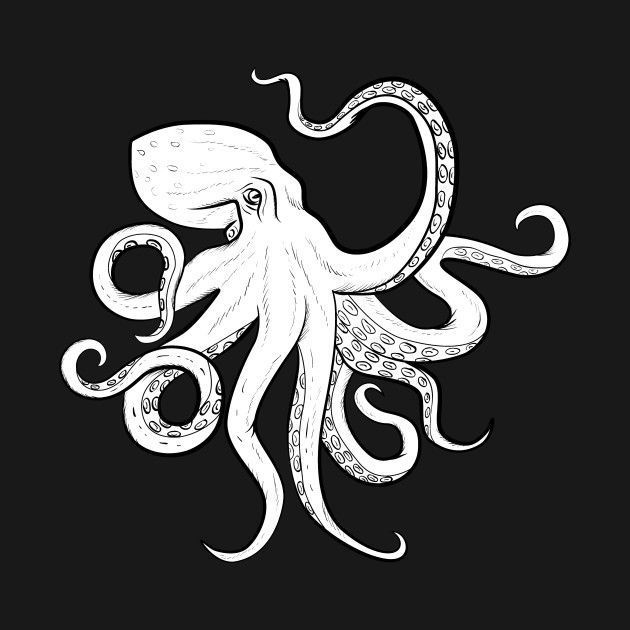 Check out this awesome Octopus design on TeePublic  art art art you ive heard it the first time