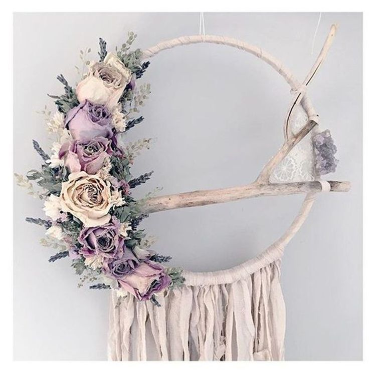 Get Great DIY Dream Catcher from sumcoco.com
