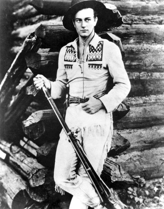 John Wayne In The Big Trail Young John Wayne John Wayne Wayne
