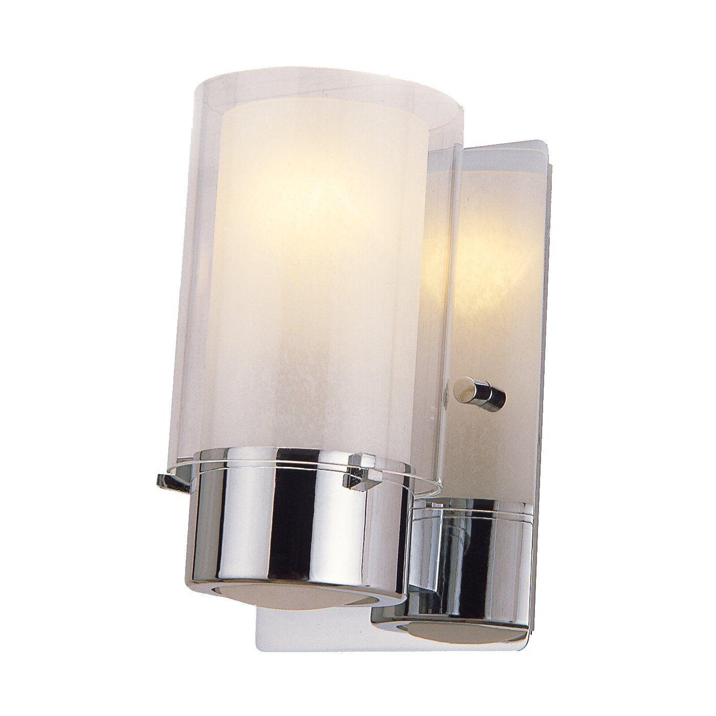 Bathroom wall lights with pull cord - Bathroom Wall Light Coolie Shade Pull Cord