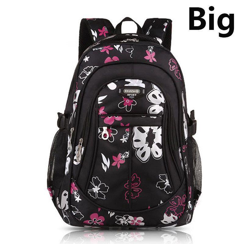 8c1d68f87664 High Quality !! 2016 New Children School Bags For Girls Boys Backpack Kids  Bag Nylon Large capacity Shoulder Bag durable