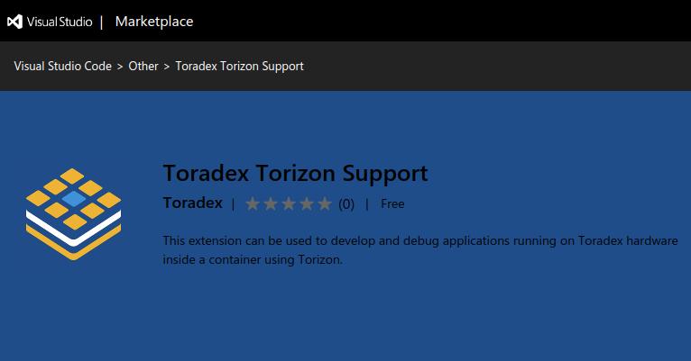 Visual Studio Code Extension For Torizon In 2020 Coding Visual Development