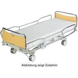 Photo of Lojer Krankenhausbett ScanAfia Xs 490, Trendelenburg, Chromgestell Lojer