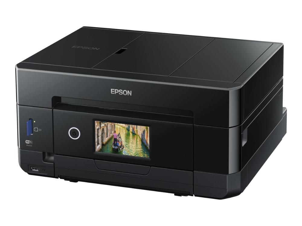 Epson Xp 7100 Small In One Inkjet Printer Multifunction Wi Fi Dell Usa Epson Inkjet Printer Inkjet Inkjet Printer