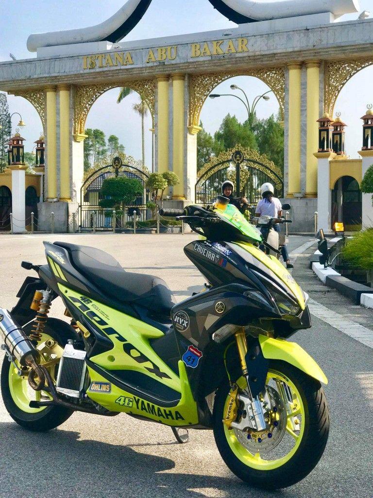Pin Oleh Earn Prestige Lifestyle Di Sport Scooter Sepeda