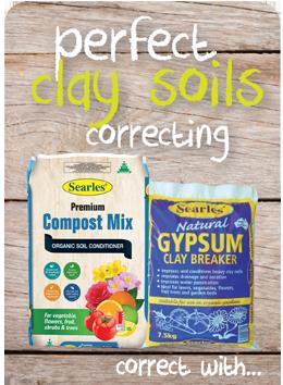 Searles Garden Products Soil mix fertiliser plant food