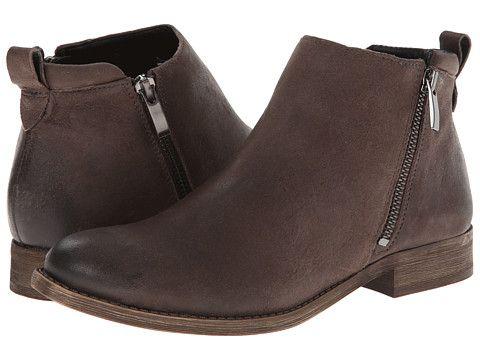 Franco Sarto Haverly Grey Leather Zappos Com Free