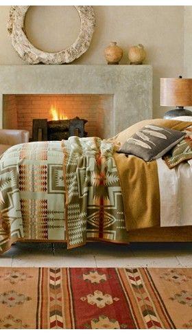 Pendleton Harding Bed Set Romantic Bedroom Decor Remodel Bedroom Bedroom Decor