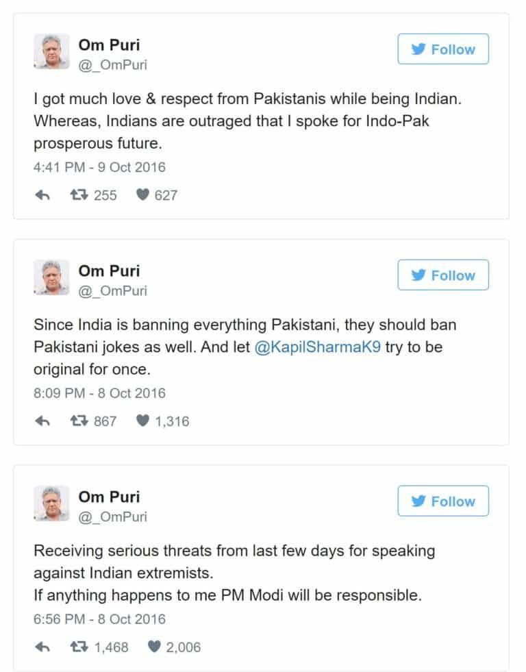 Another Fake Indian Actor Account Fools Pakistani Media