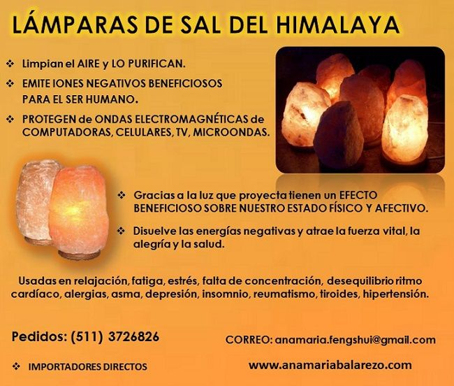 Solicitala Al 511 3726826 Lima Peru Lampara De Sal Del Himalaya Lampara De Sal Lamparas De Sal