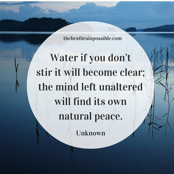 Peace of mind is possible - there's a comma missing