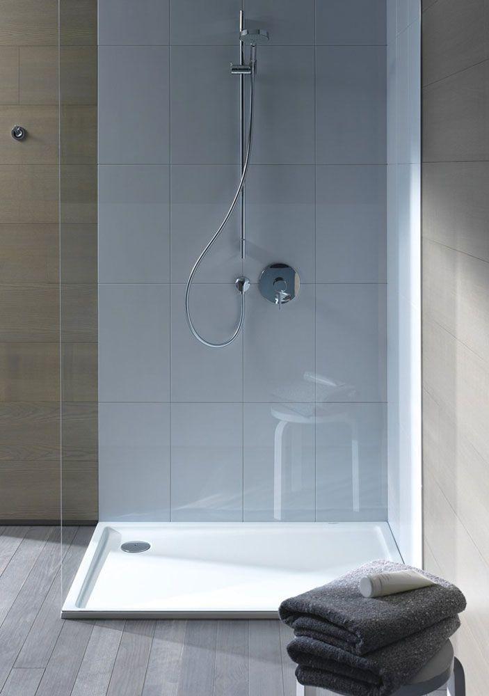Duravit Piatto doccia Starck Slimline Piatto doccia sopra