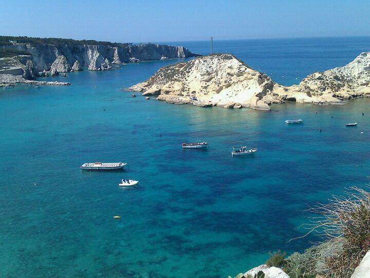 San Nicola Island The Tremiti Islands Apulia puglia landscape