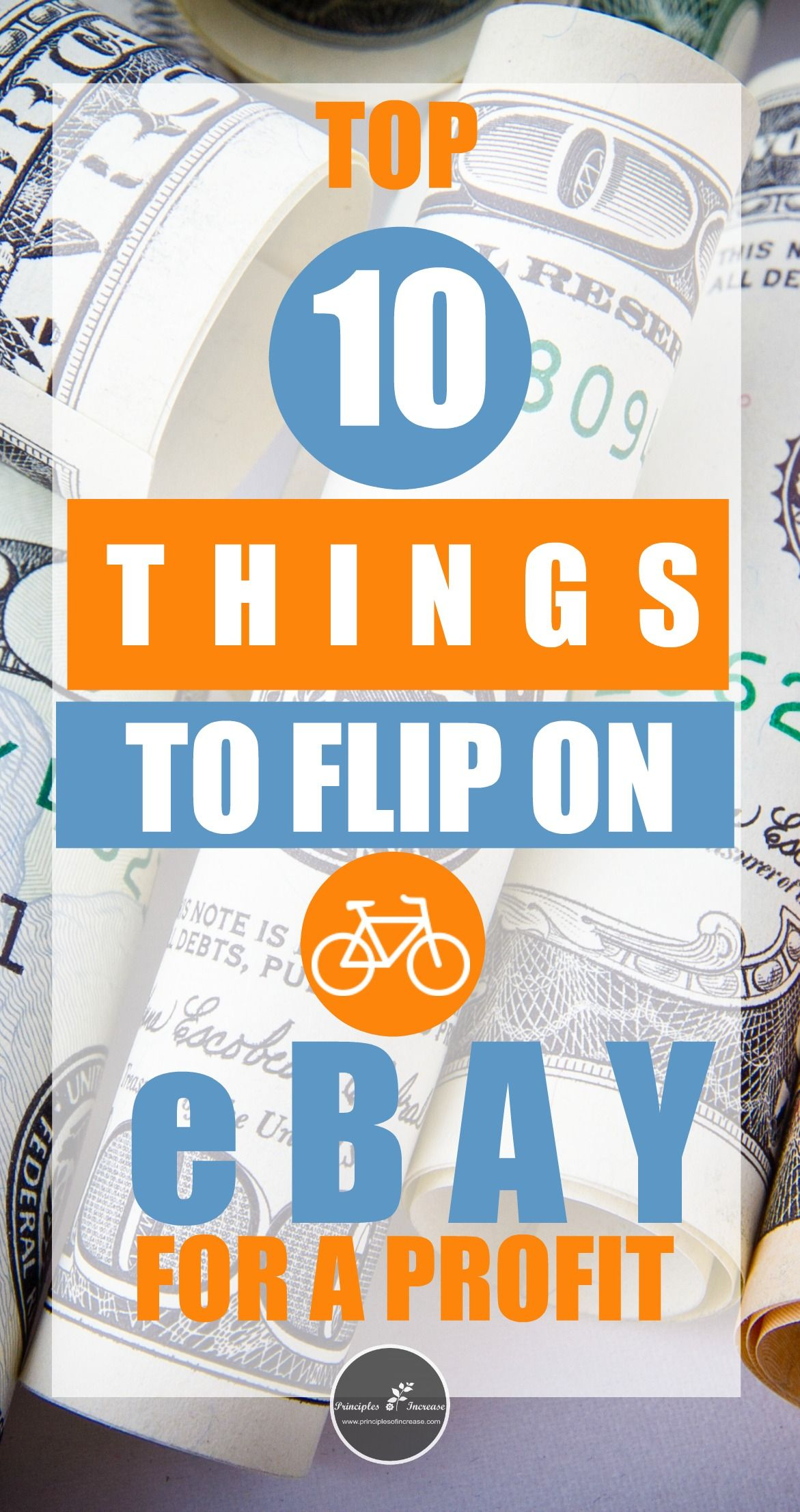 The Best Things To Sell On Ebay For Profit Things To Sell