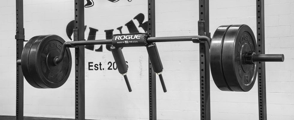 Sb 1 Rogue Safety Squat Bar Safety Squat Bar Squats Fitness Safety