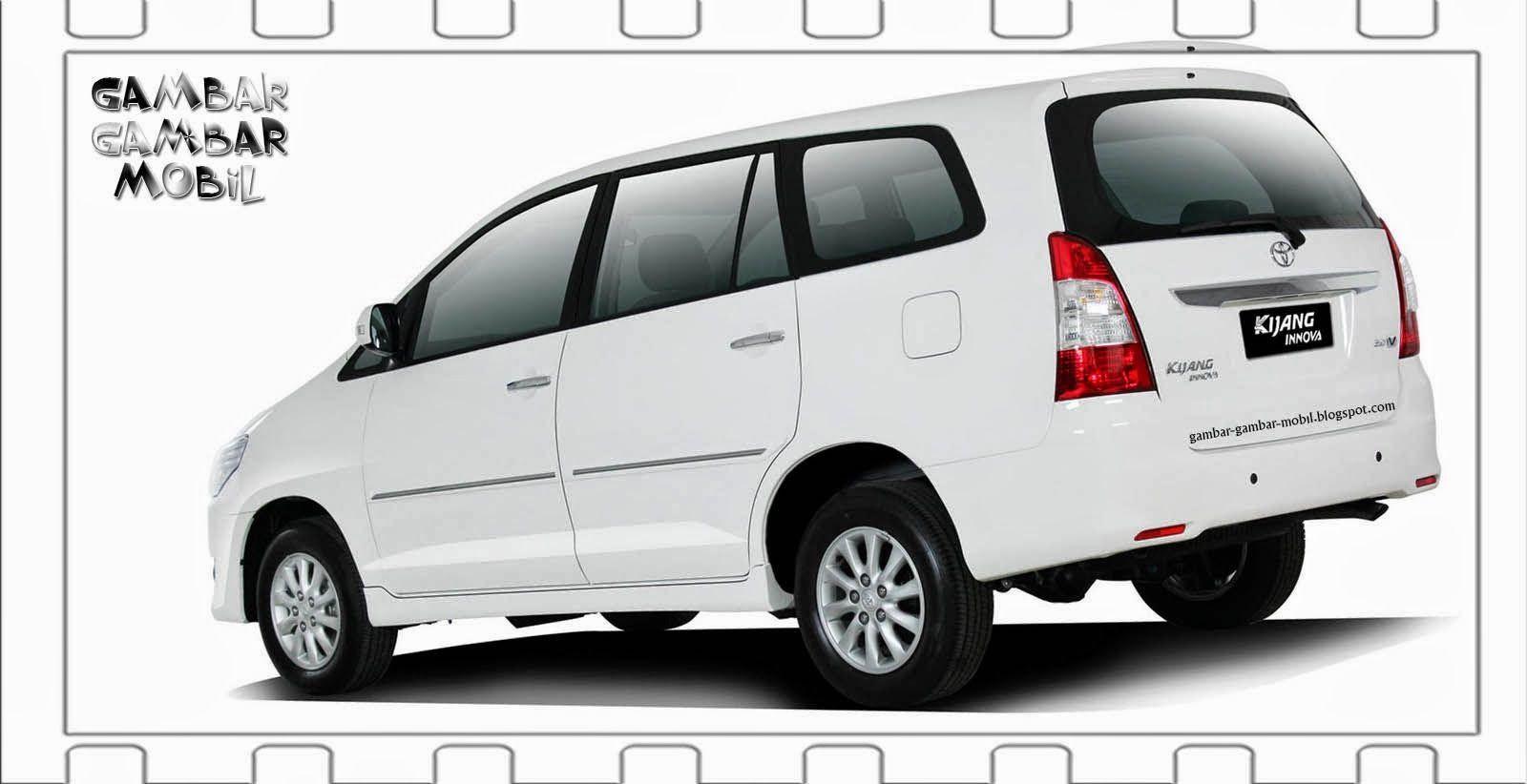 Gambar Mobil Kijang Inova Gambar Gambar Mobil Mobil Kijang Toyota