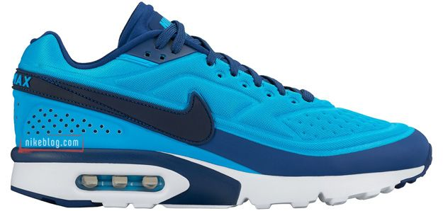 womens nike air max bw blue