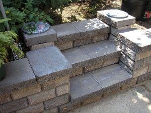 Retaining Walls Stairs Patio Landscaping Retaining Wall Patio Garden