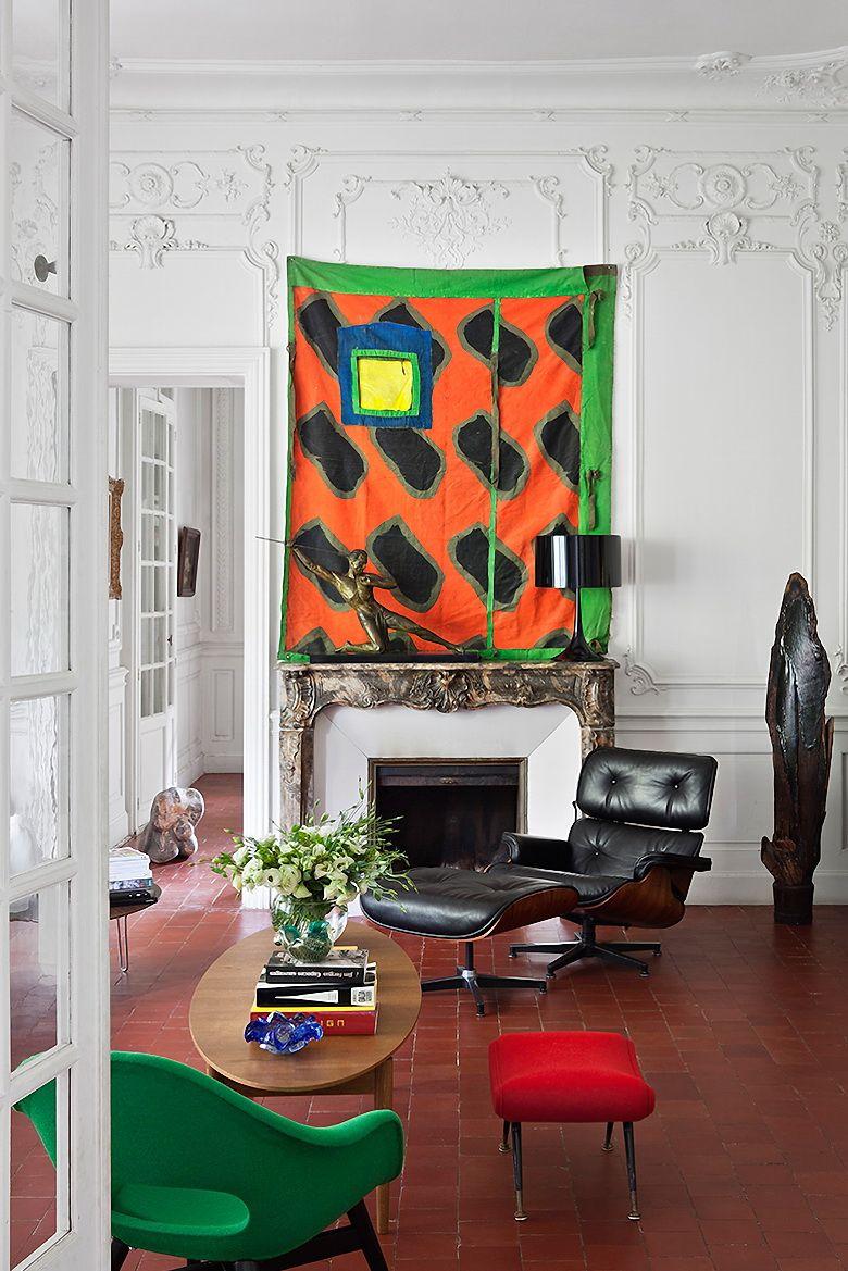 Ad Diego Mendez Casariego 4 Abode Interior Living Room  # Daquino Muebles