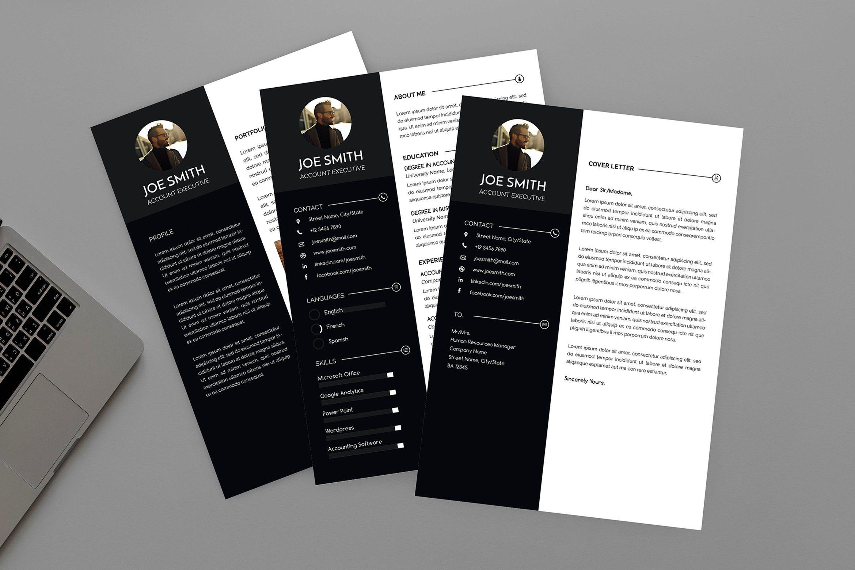 Account executive resume designer