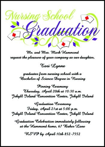 Most amazing nurse pinning ceremony invitations and nursing school most amazing nurse pinning ceremony invitations and nursing school graduation announcements at cardsshoppe filmwisefo