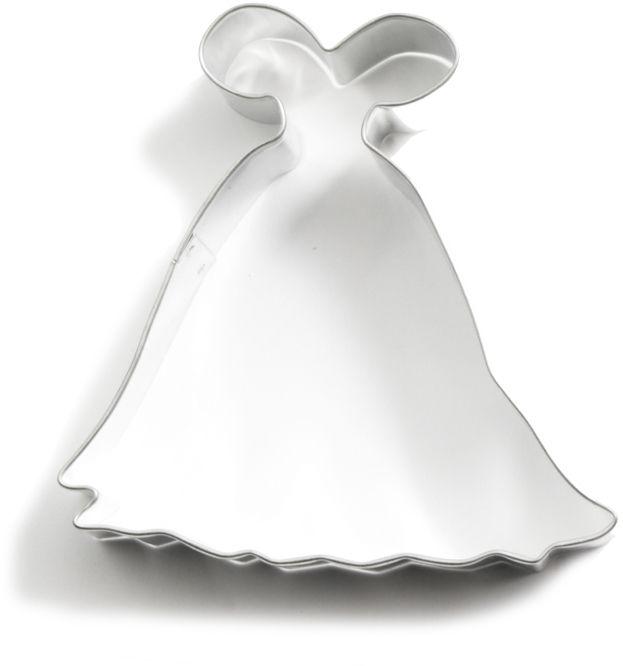 Ann Clark Wedding Gown Cookie Cutter