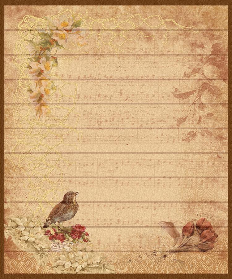 Страничка с поздравительными открытками
