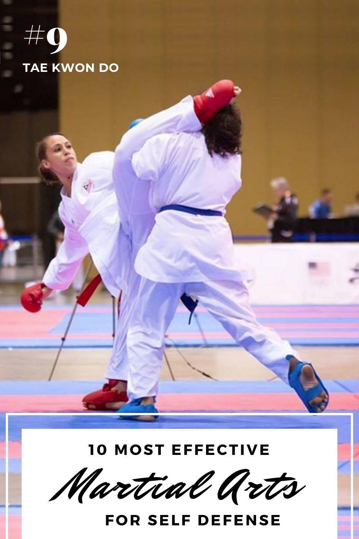 10 most effective martial arts for self defense martial