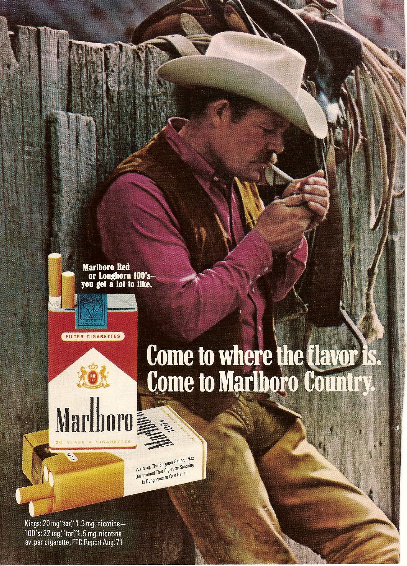 Wayne McLaren | Displaying 18> Images For - Marlboro Man Wayne ...