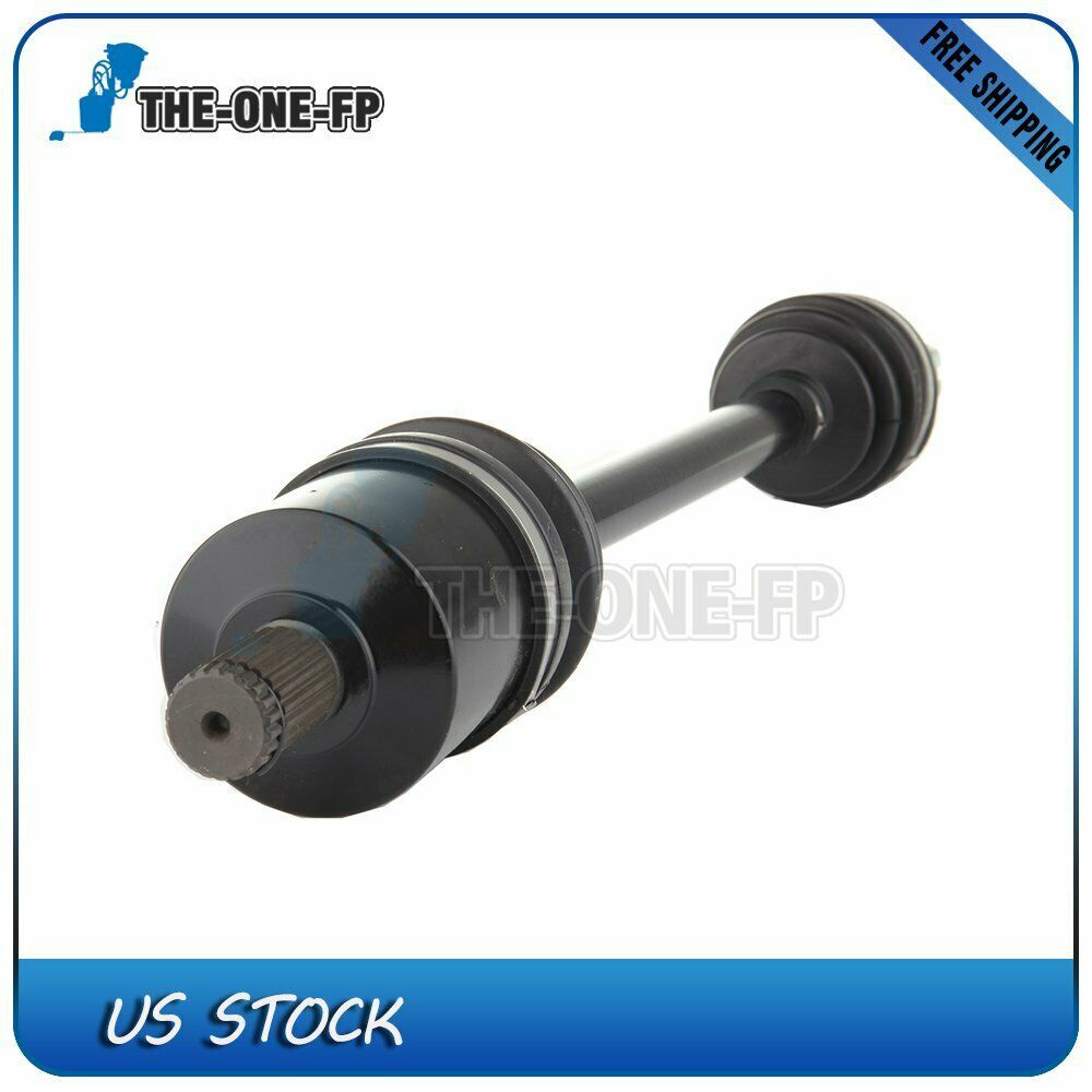 REAR RIGHT and LEFT CV JOINT AXLES Fits POLARIS SPORTSMAN 550 2010-2014