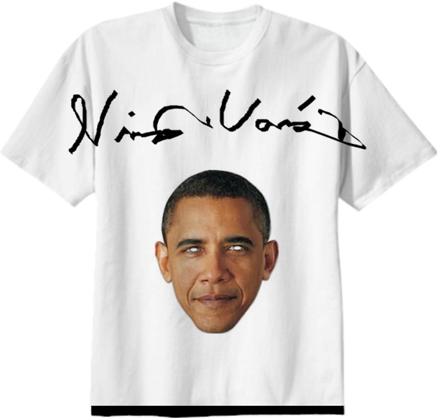 Obama Flakka by gnainkgo