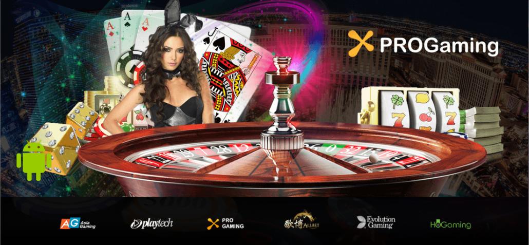 provides live Blackjack, Roulette, Baccarat, Baccarat