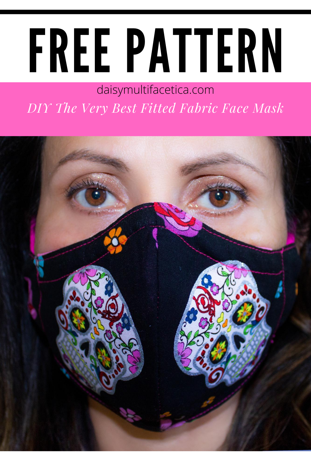 The Very Best Fitted Fabric Face Mask with Filter