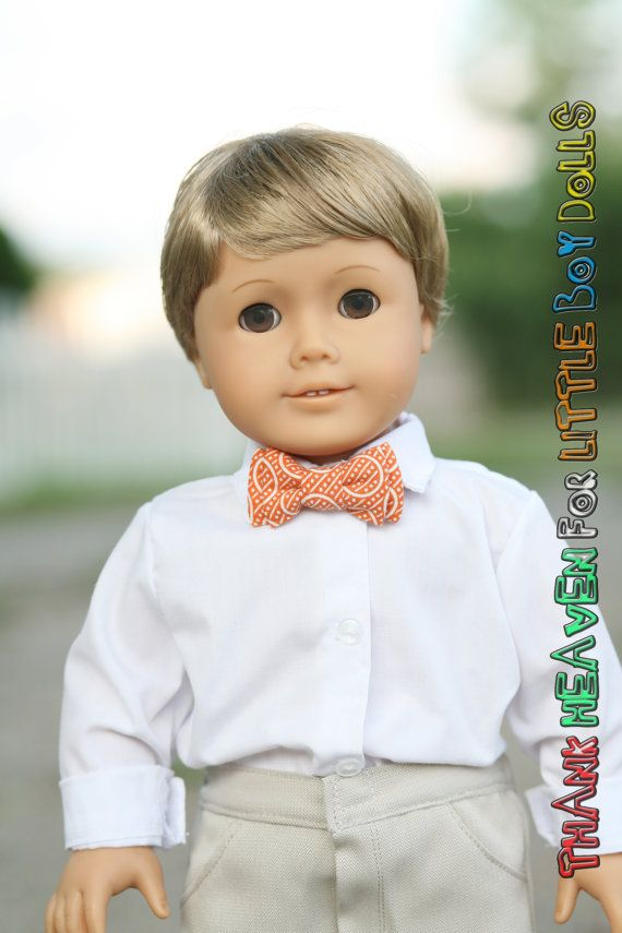 d7d29281b9b2a Pin by Nora Demington on Great Etsy Items | Boy doll, 18 inch boy ...
