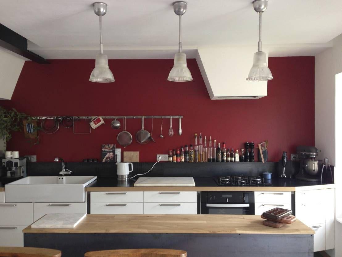 Utilise that Empty Kitchen Wall!  Revetement mural cuisine