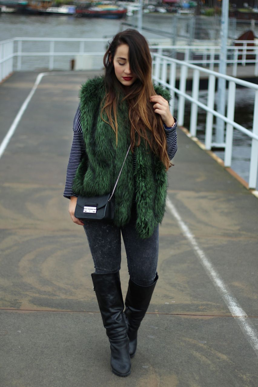 20 Ways to Look Cool in Colored Fur