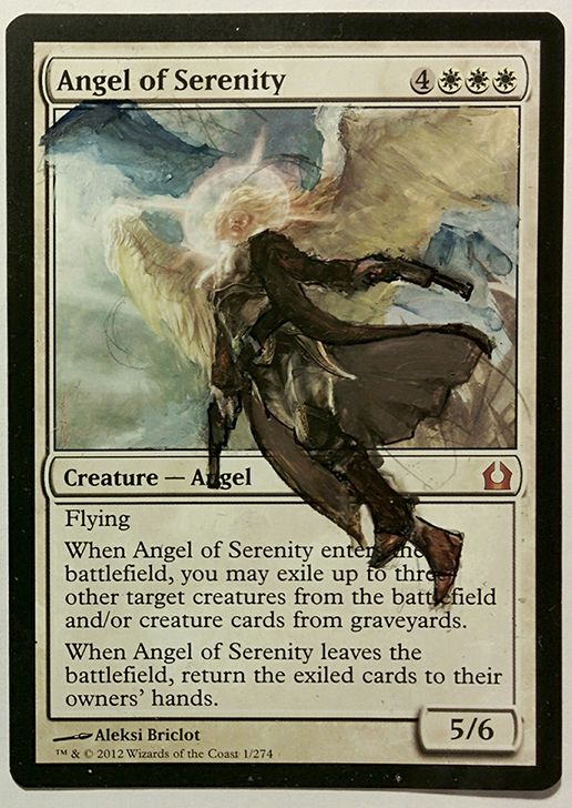 Angel of Serenity alter by Nord-Sol on DeviantArt