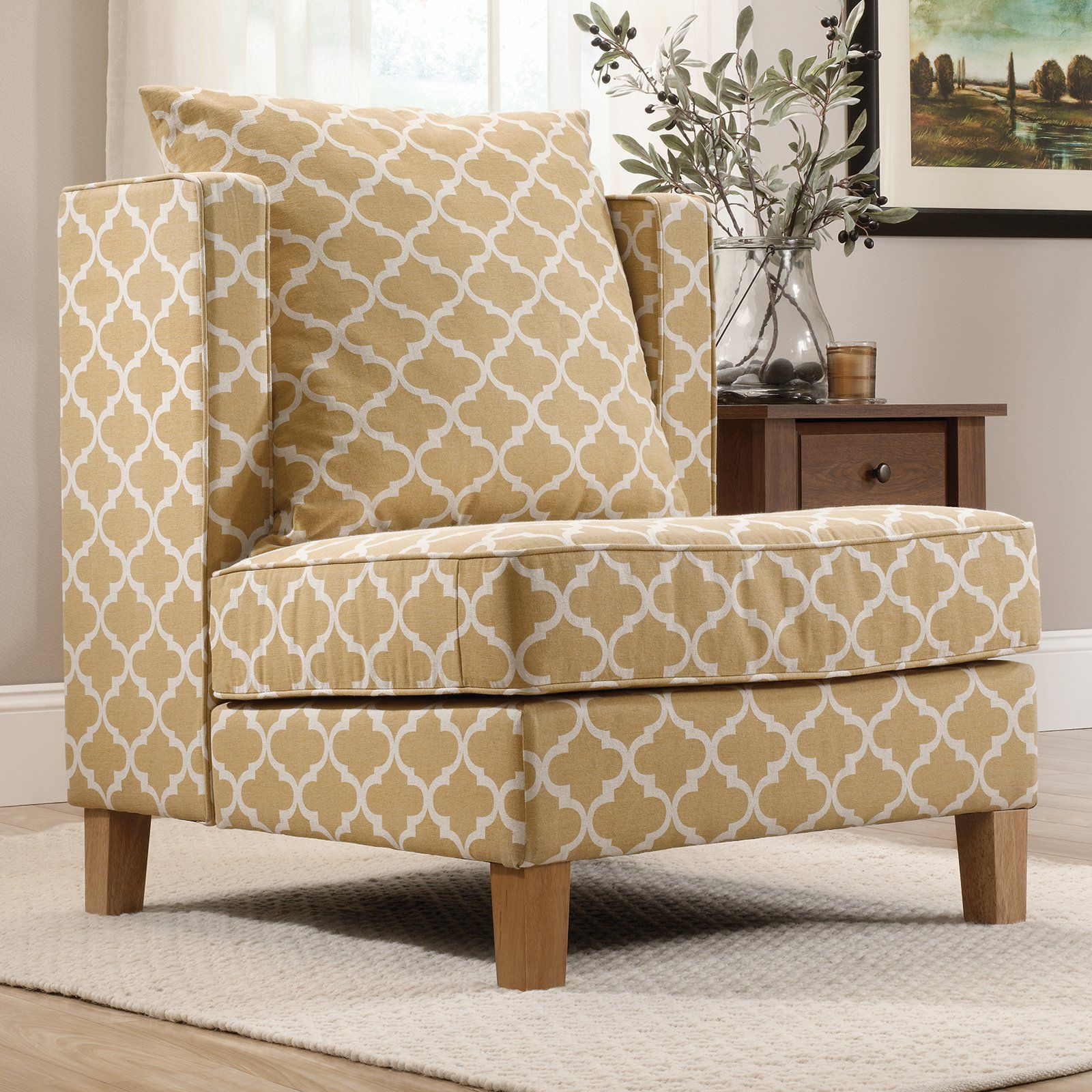 Sauder Select Harper Accent Chair | From Hayneedle.com