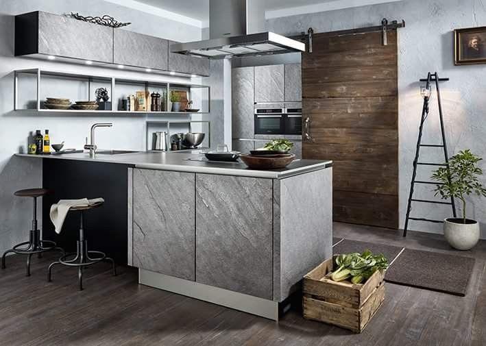 Apropos Mix \ Match Selbst moderner Purismus verträgt einen - alno küchen fronten