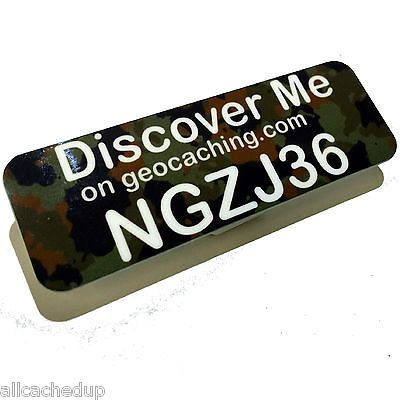 Pin by Petrovich on name badge | Geocaching, Name badges