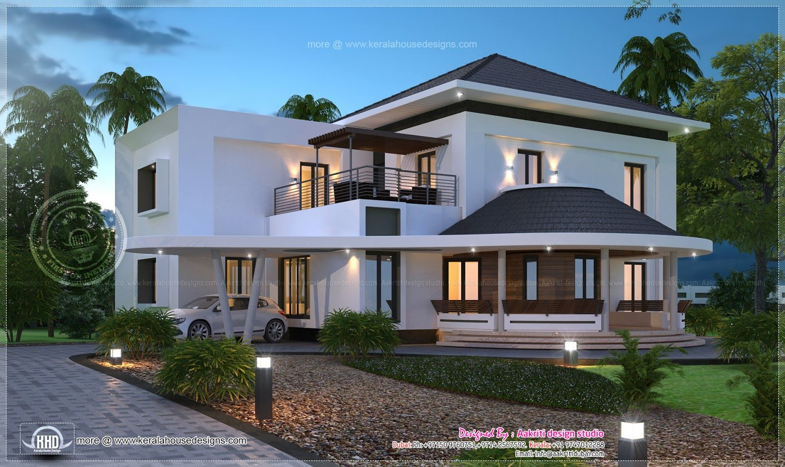 House Model Pictures In Kerala Part 88