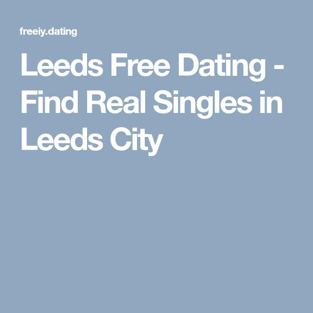Online Dating Leeds