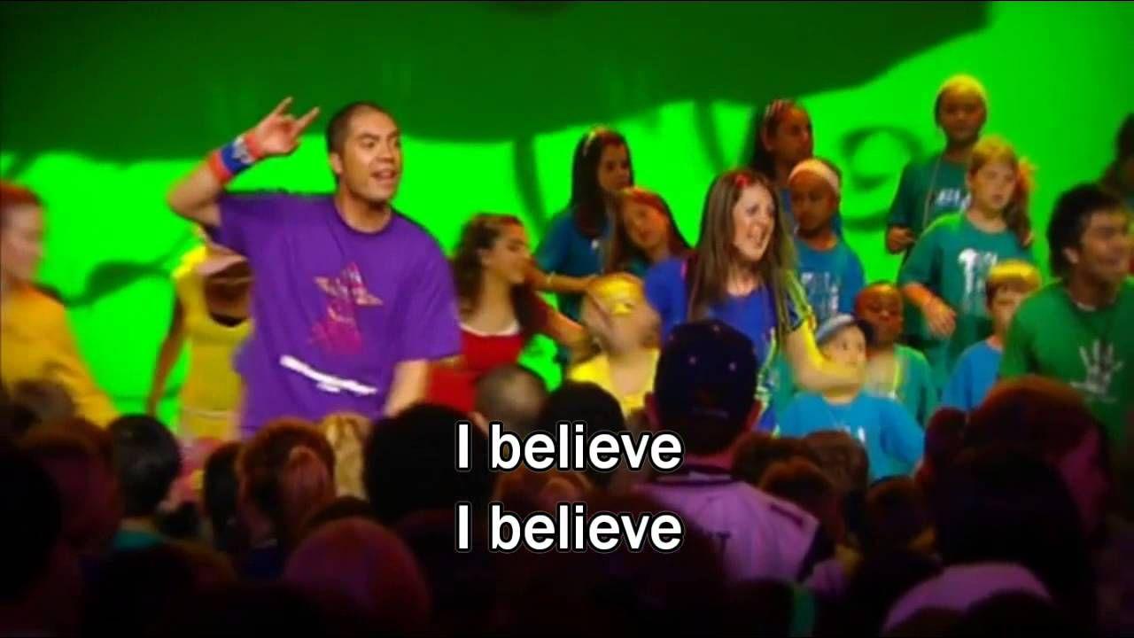 My Redeemer Lives - Hillsong Kids (with Lyrics/Subtitles