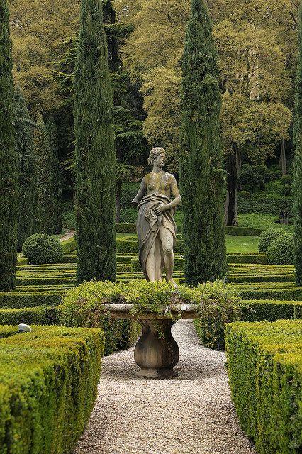 Giardino Giusti. Сад Джусти. Giusti Garden by Mikhail Ursus